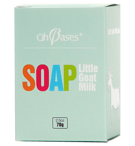 Little Goat Milk Soap - Rose Rey - by OhBases - 1