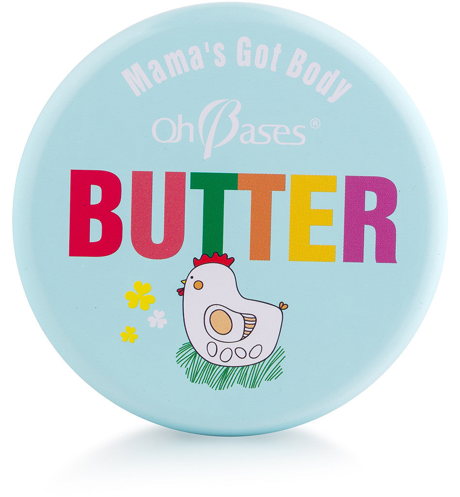 Mama's Got Body Butter - Belly Stretch Marks Moisturizer - Rose Rey - by OhBases - 1