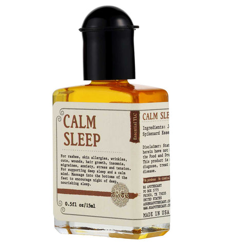 Calm Sleep - Rose Rey - by RG Apothecary