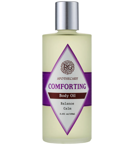 Body Oil - Comforting - Rose Rey - by RG Apothecary