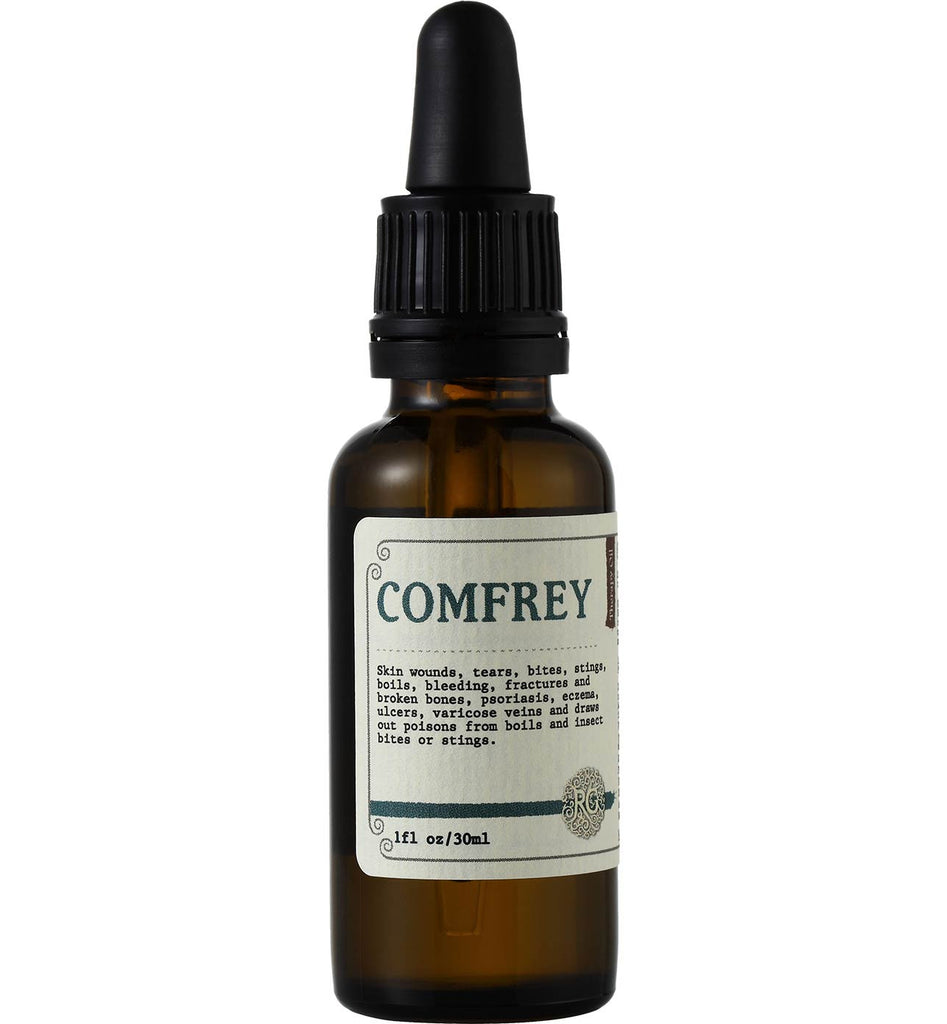 Comfrey - Rose Rey - by RG Apothecary