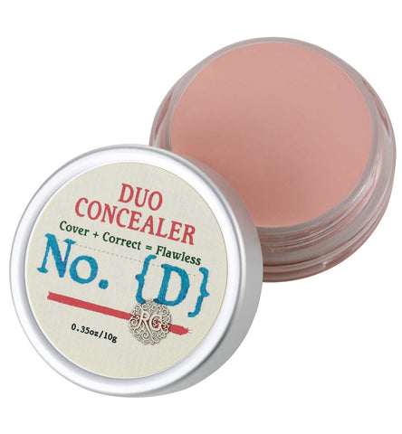 DUO CONCEALER No. {D} - Rose Rey - by RG Apothecary