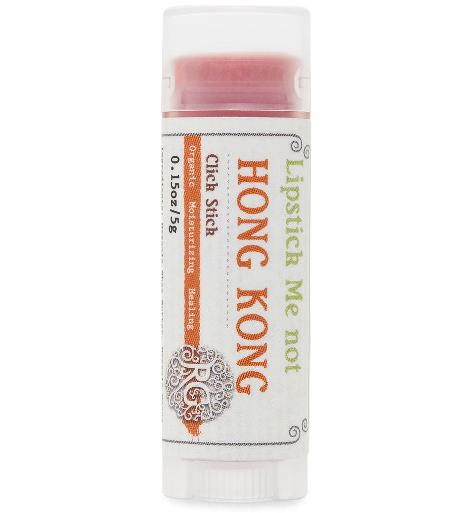 Lipstick Me Not - Hong Kong - Rose Rey - by RG Apothecary