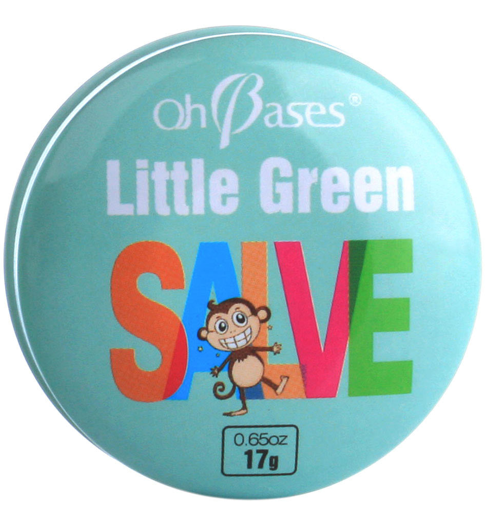 Little Green Salve - Rose Rey - by OhBases - 1