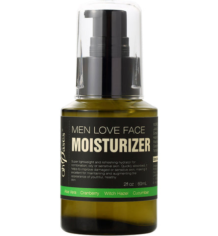 Men Love Face Moisturizer - Rose Rey - by OhBases