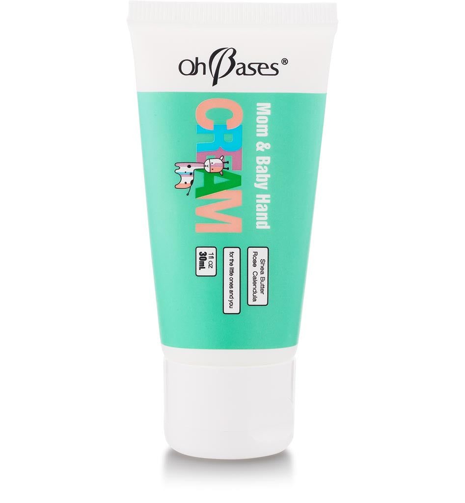 Mom & Baby Hand Cream - Rose Rey - by OhBases - 1