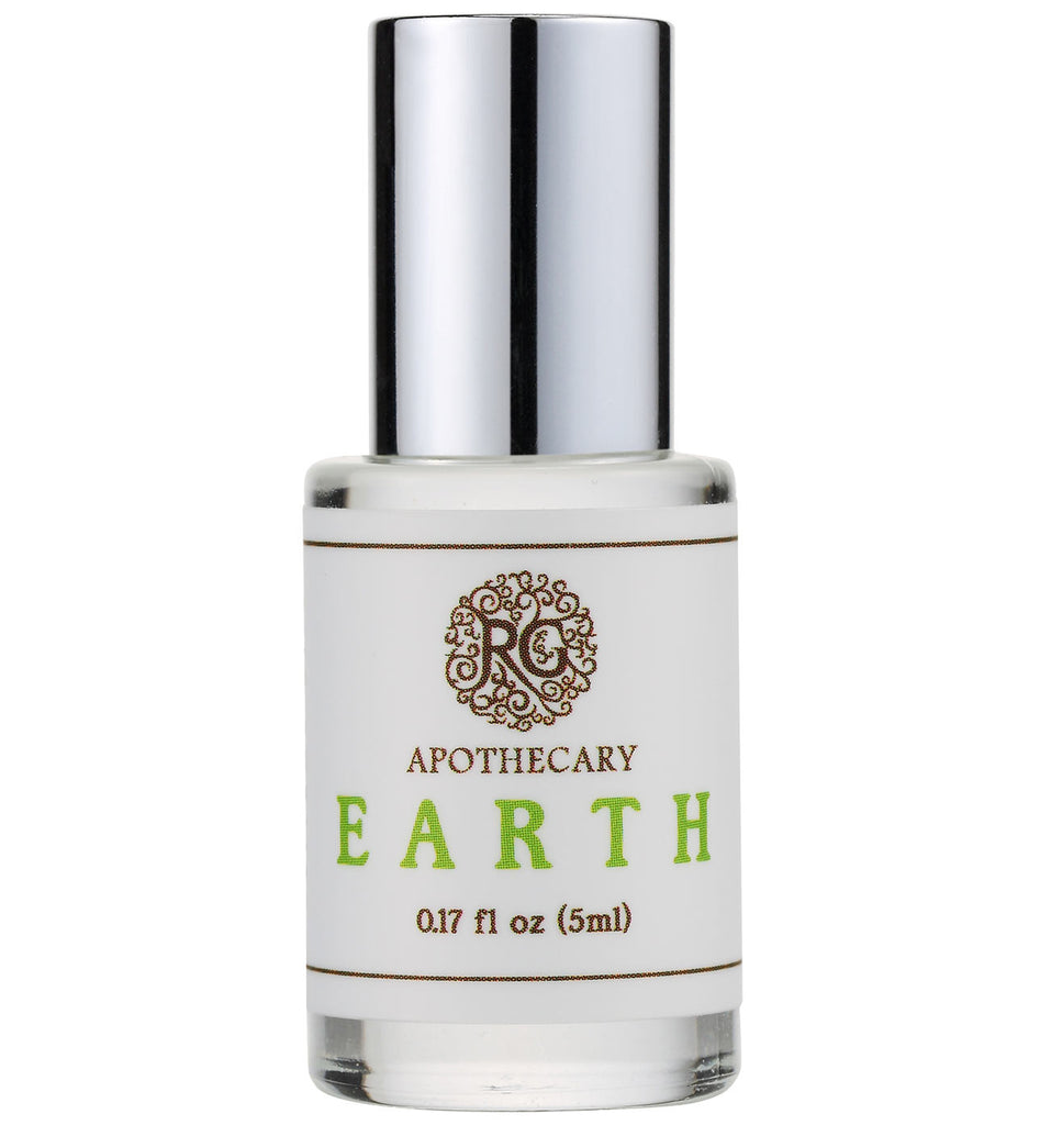 Natural Perfume Oil - EARTH - Rose Rey - by RG Apothecary
