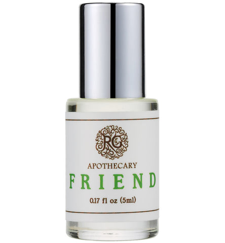 Natural Perfume Oil - FRIEND - Rose Rey - by RG Apothecary