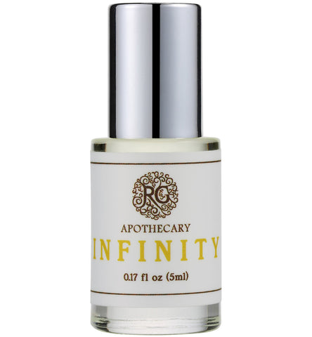 Natural Perfume Oil - INFINITY - Rose Rey - by RG Apothecary
