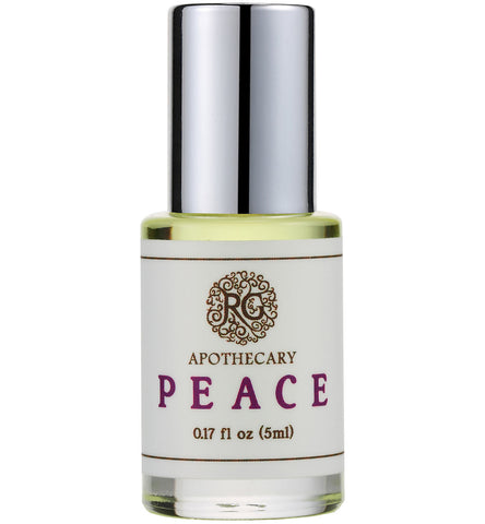 Natural Perfume Oil - PEACE - Rose Rey - by RG Apothecary