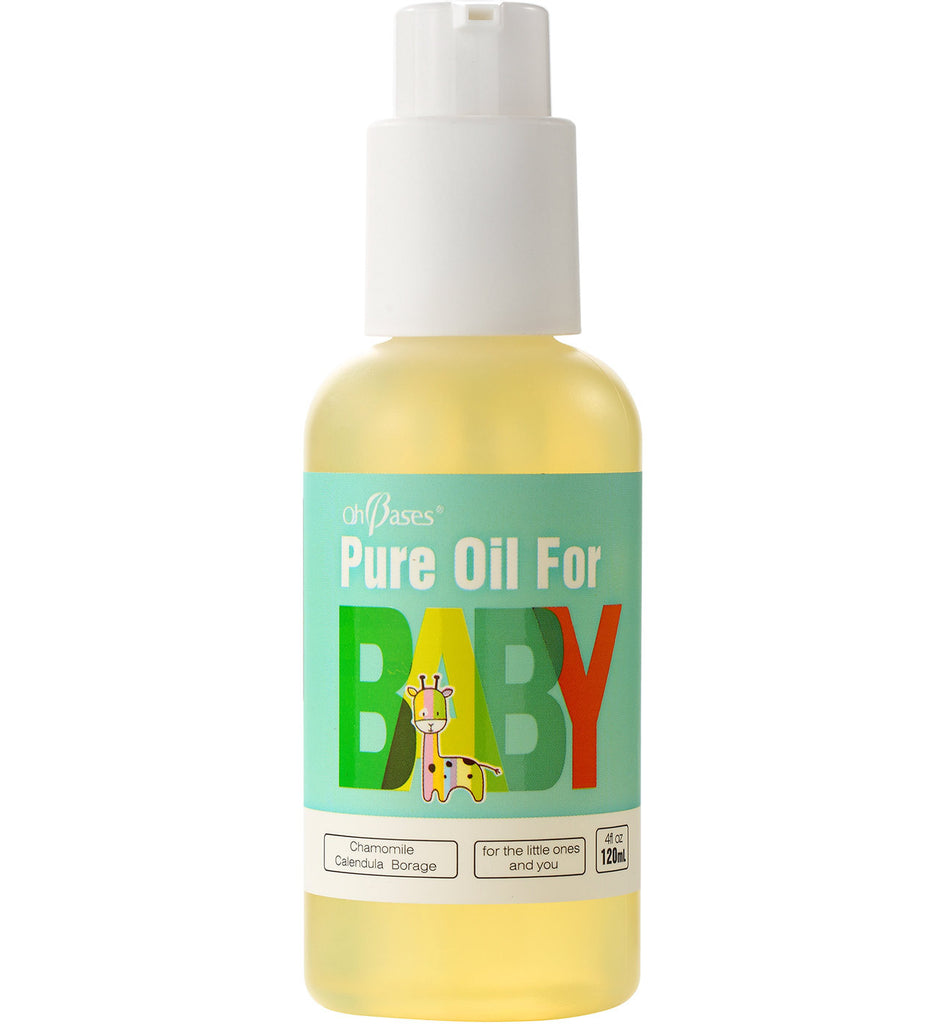 Pure Oil For Baby - Rose Rey - by OhBases - 1