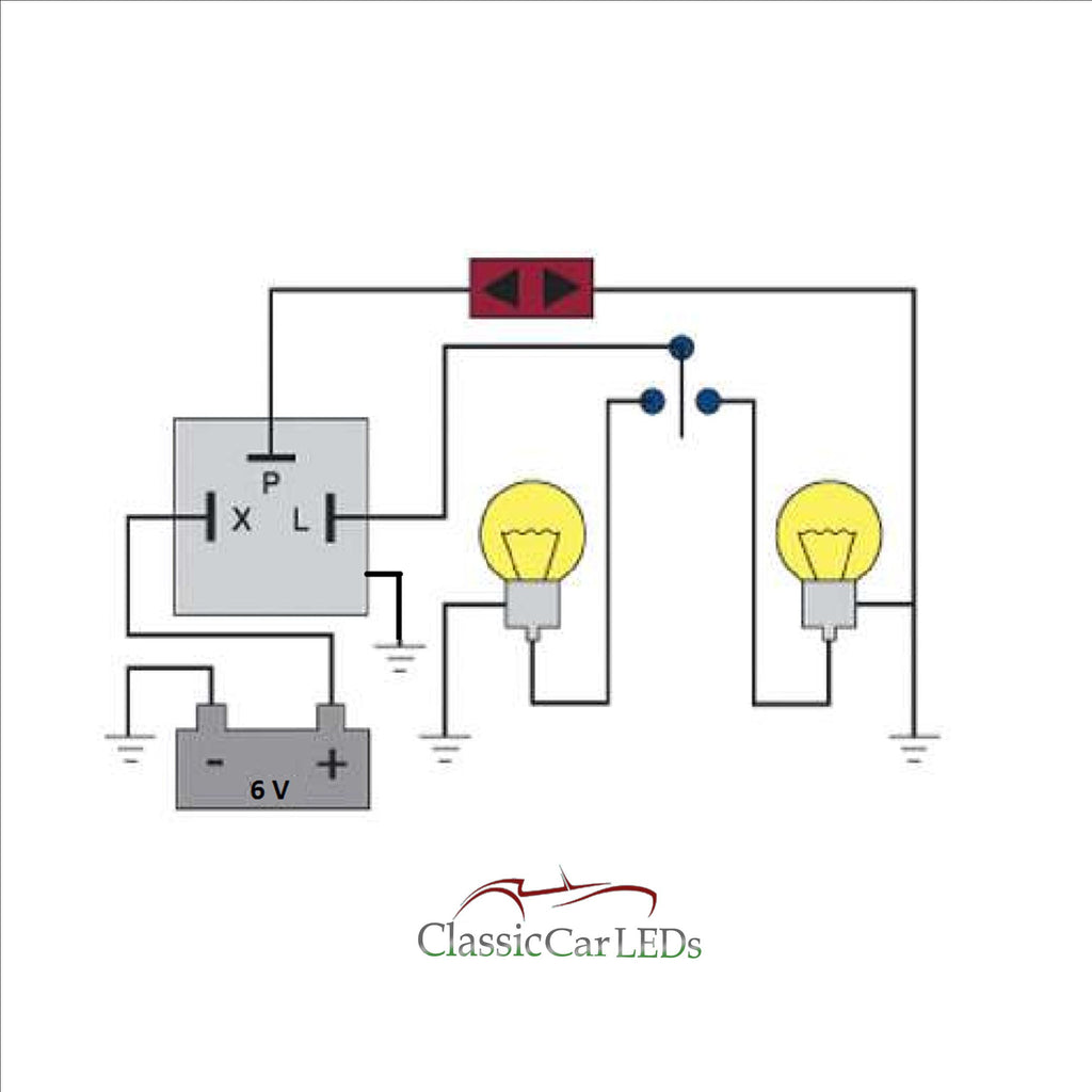 6 Volt Flasher Wiring - Product Wiring Diagrams •