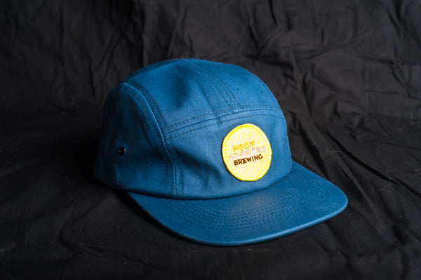 Hoof Hearted Brewing 5 Panel, Navy