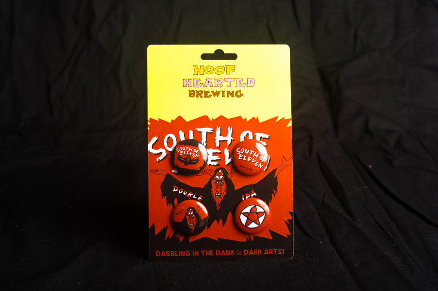Hoof Hearted Pin Pack, South of Eleven