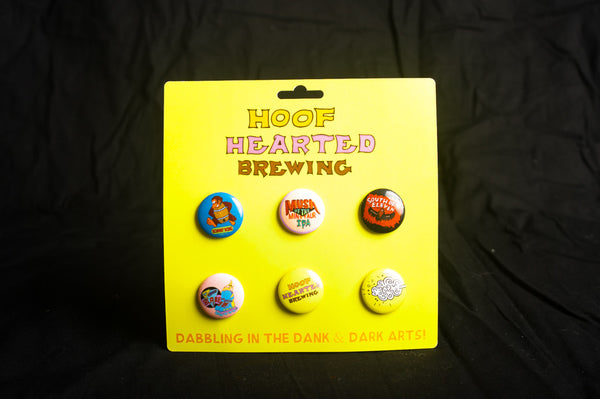 Hoof Hearted Pin Pack