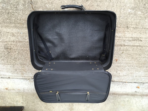 luggage travel bag suitcase suit case road trip clothing