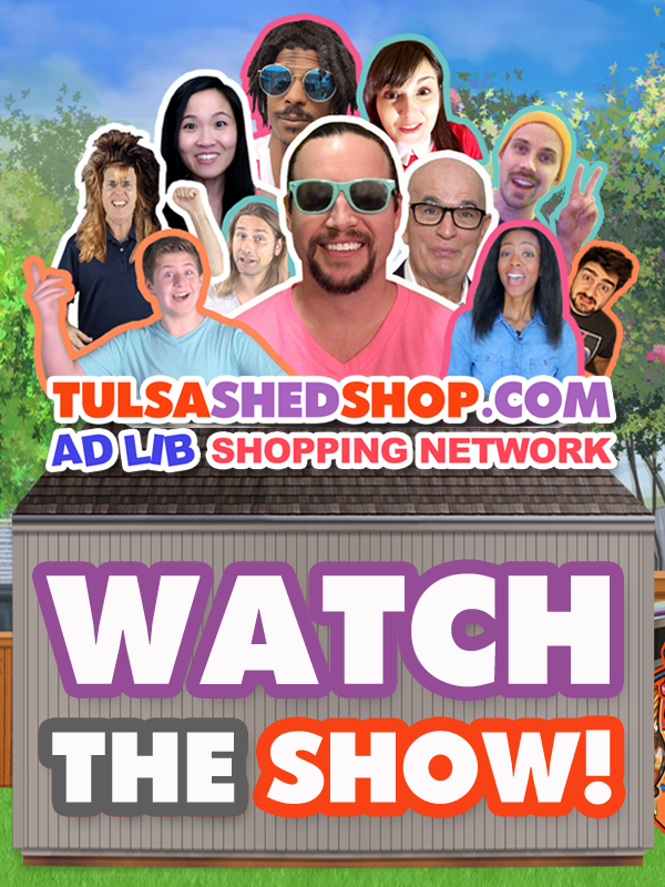 Watch The Tulsa Shed Shop Show! (See Link in description)