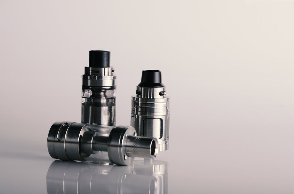 What are the Differences Between RTA and RDA Atomizer Tanks?