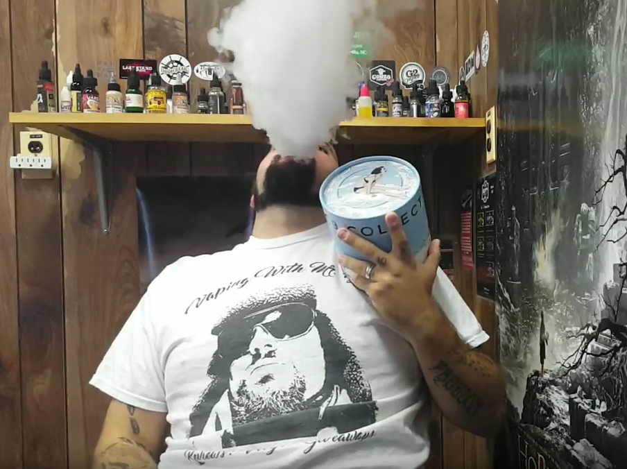 "Is Share A Moya ""The God of vape juice flavors""?"