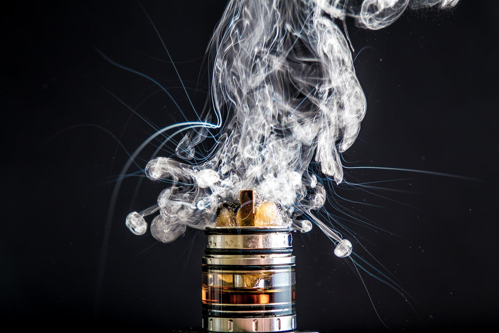 Keeping E-Liquid Out Of Your Mouth: 7 Tips To Never Suck Vape Juice Anymore