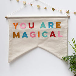 You are Magical Wall banner - Connie Clementine