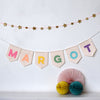 Personalised Name Bunting - Connie Clementine