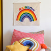 Rainbow wall banner - Connie Clementine