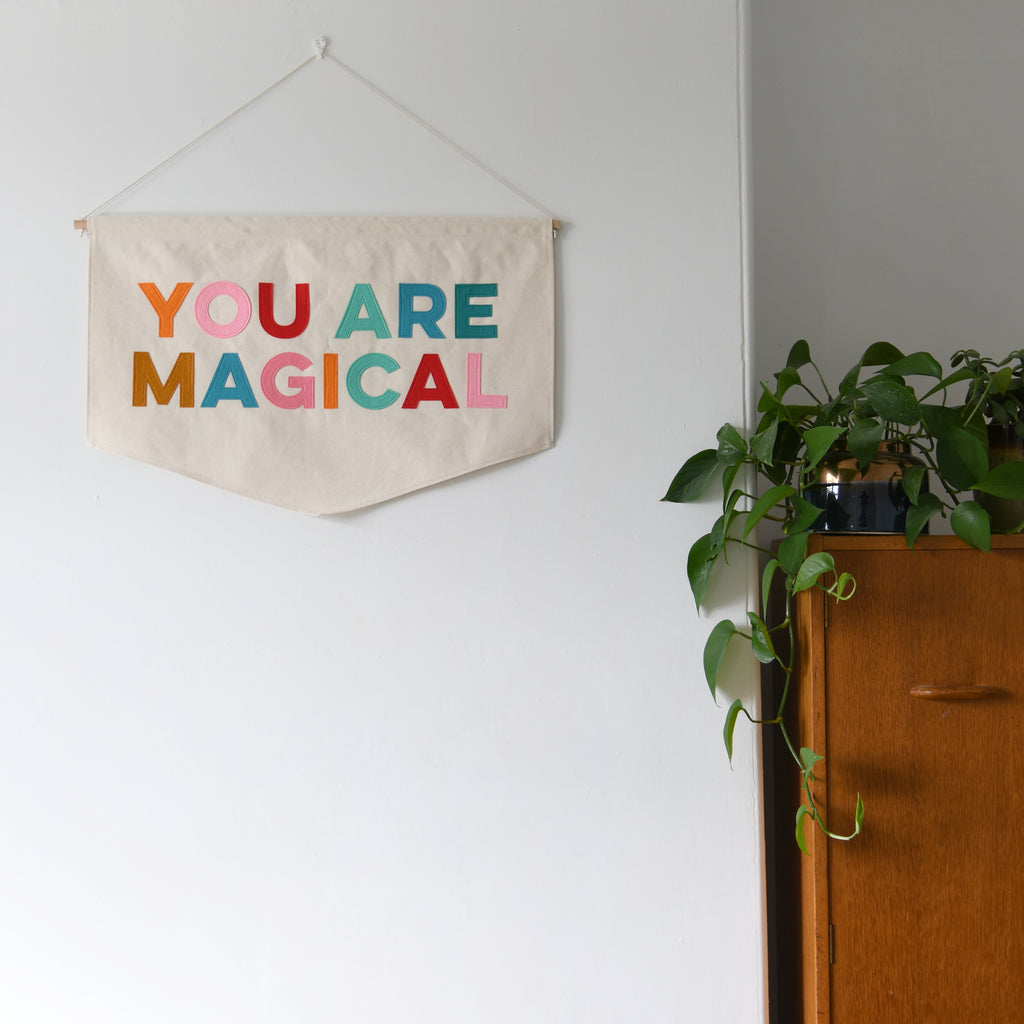 You are Magical Banner