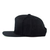 Over Eesy Black Logo Cap