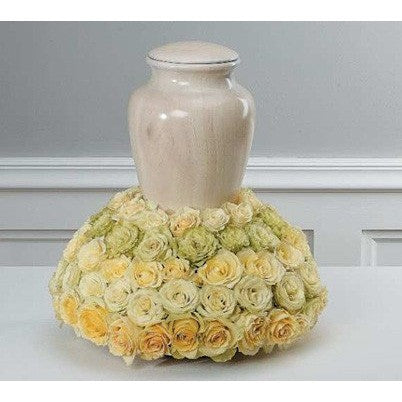 All Roses Pastels Flowers Tribute - Flowers by Pouparina