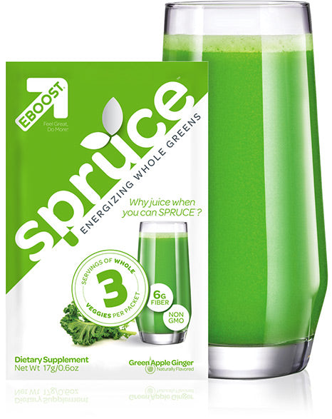 Spruce Energizing Whole Greens