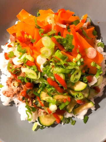 Pork and Veggie Bibimbap - Hello Fresh