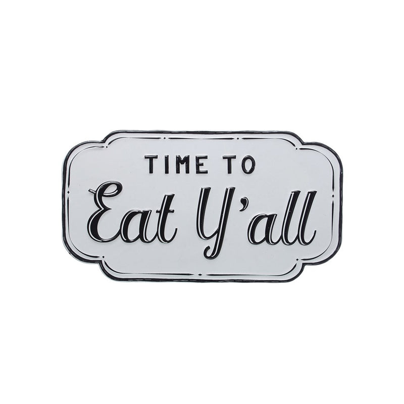 Time to Eat Sign