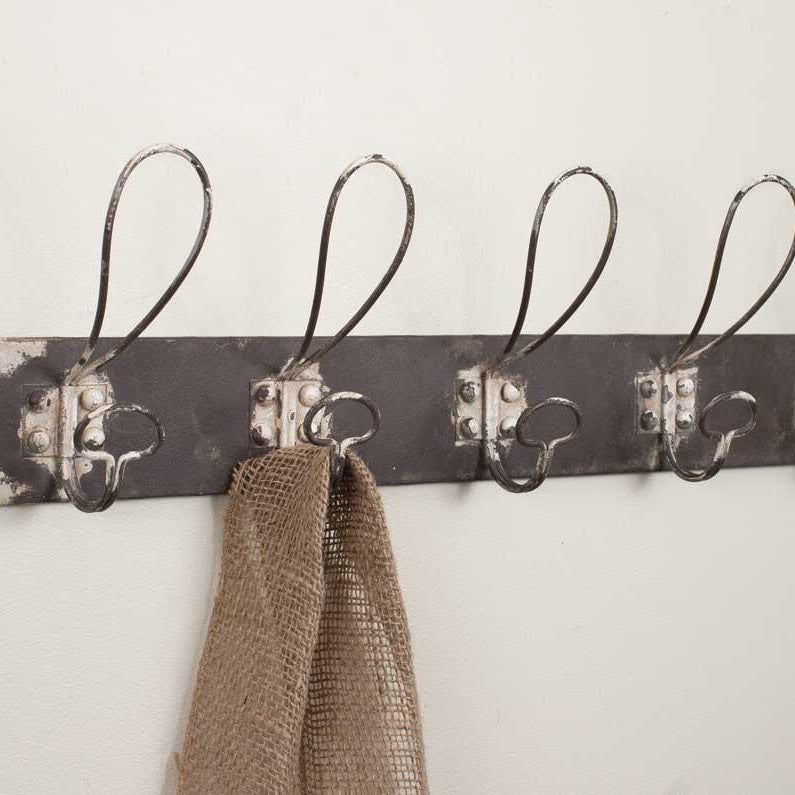 Full House Coat Rack