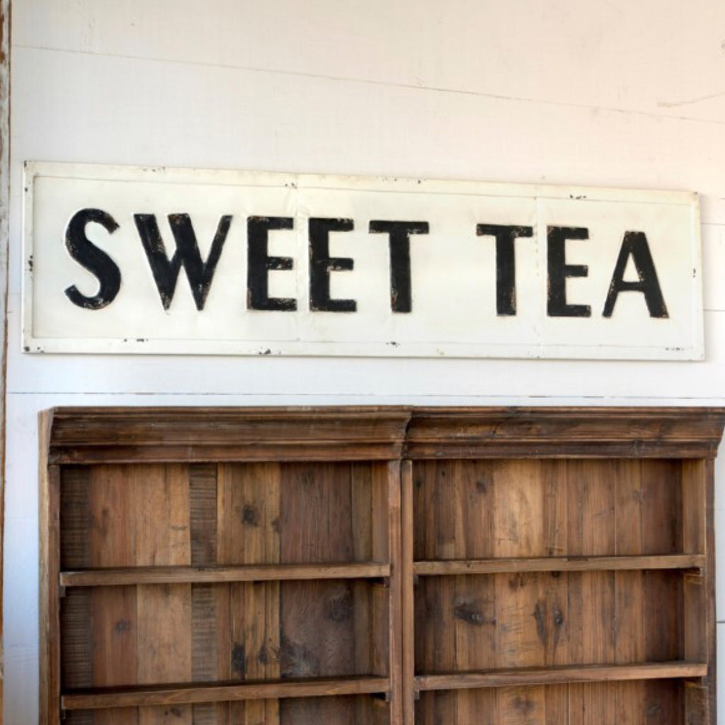 Sweet Tea Sign
