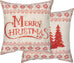 Merry Christmas Sweater Pillow