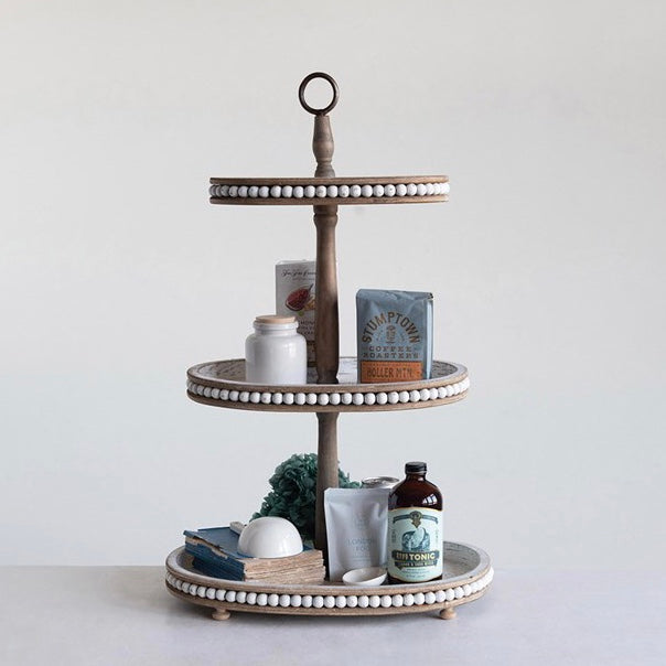 Calliope Tiered Tray