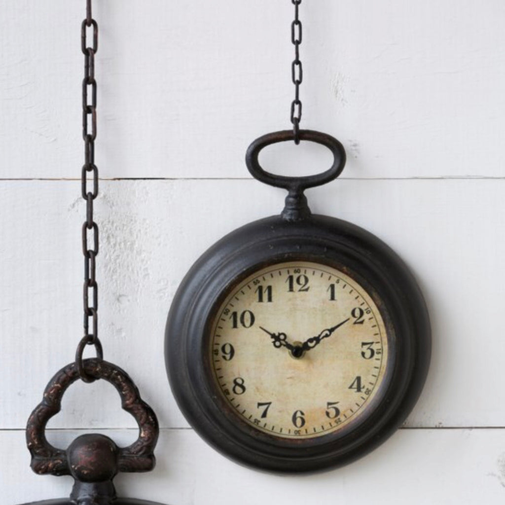 Pocket Watch Clock Collection