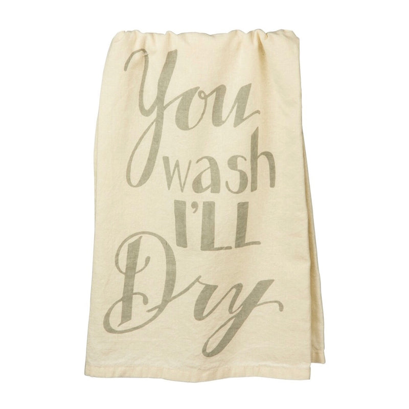 Wash Dry Kitchen Towel