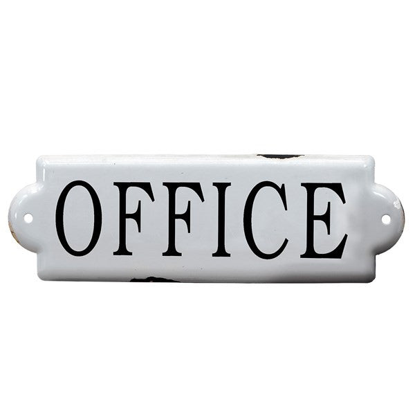 VIP's Office Sign