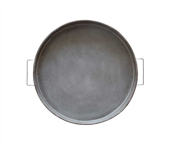 Iron Tray with Handles