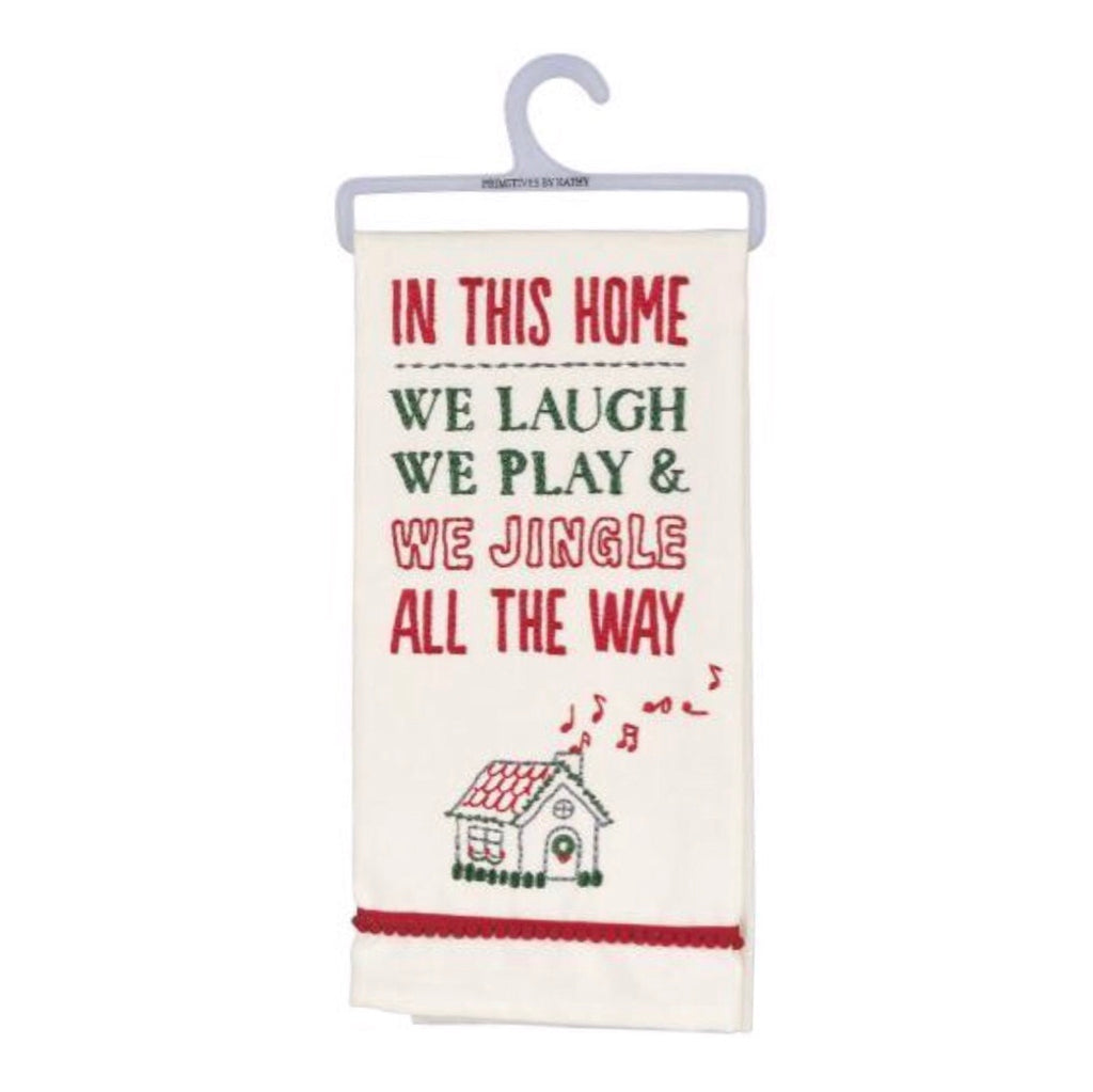 In This Home Kitchen Towel