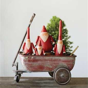 Holly's Red Wagon
