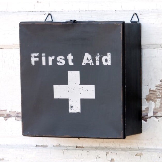 Vintage Style First Aid Kit