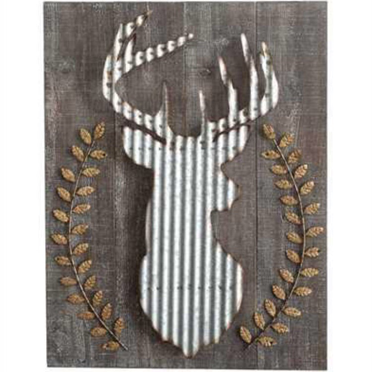 Deer Wall Décor