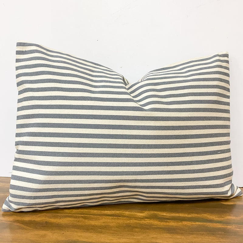 Culver Striped Pillow