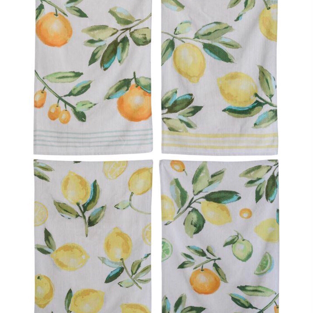 Citrus Kitchen Towel Set