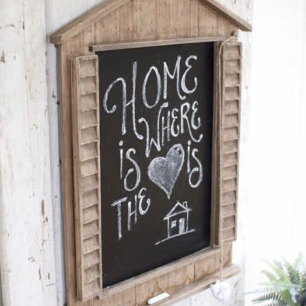 Heart of the Home Chalkboard