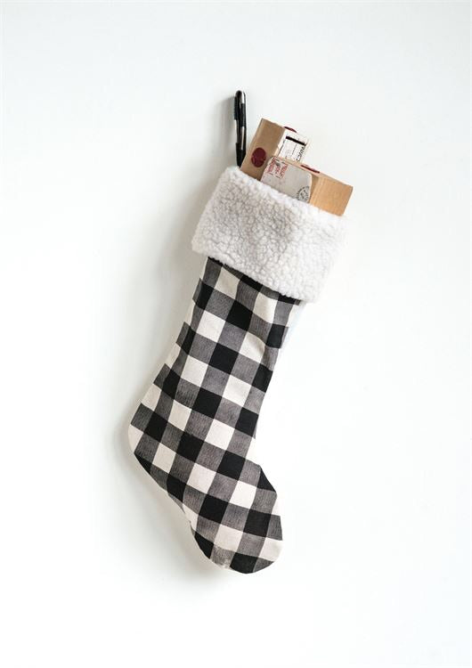 Buffalo Check Stocking Collection