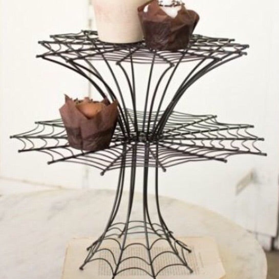 Spider Web Display Stand